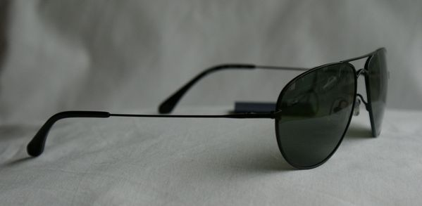 Hackett Sunglasses HEB 050 01P Black