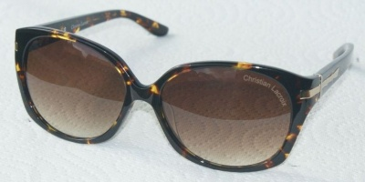 Christian Lacroix Sunglasses CL 5007 138 Ecaille