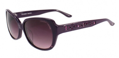 Christian Lacroix Sunglasses CL 5002 729 Violet