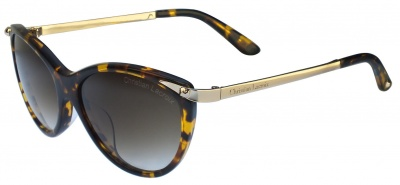 Christian Lacroix Sunglasses CL 5026 111 Fauve