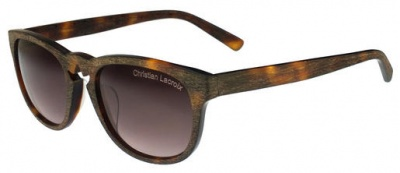 Christian Lacroix Sunglasses CL 7003 165 Ambre